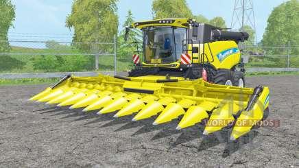 New Holland CR10.90 dual front wheelʂ для Farming Simulator 2015