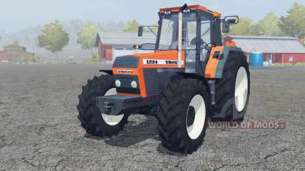 Ursus 1234 change wheels для Farming Simulator 2013