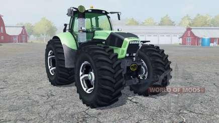 Deutz-Fahr Agrotron X 720 new wheel для Farming Simulator 2013