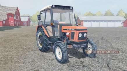 Zetor 7711 4x4 для Farming Simulator 2013