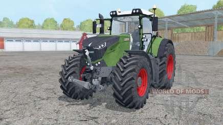 Fendt 1050 Vario extra weights для Farming Simulator 2015