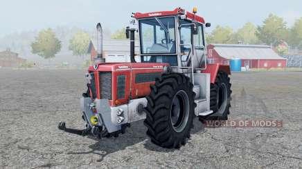 Schluter Super-Trac 2500 VL dual rear wheels для Farming Simulator 2013