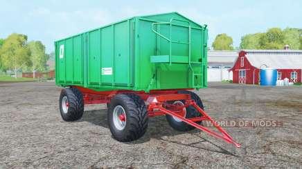 Kroger Agroliner HKD 302 multicolour для Farming Simulator 2015