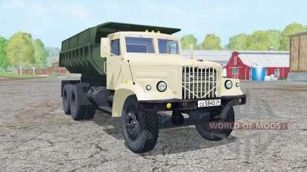 КрАЗ-256Б1 анимированные элементы для Farming Simulator 2015