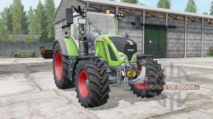 Fendt 51x Vario для Farming Simulator 2017