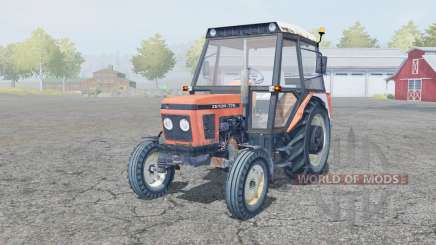 Zetor 7711 manual ignition для Farming Simulator 2013