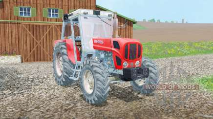 Ursus 914 Turbo manual ignition для Farming Simulator 2015