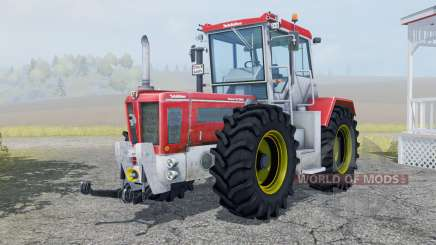 Schluter Super-Trac 2500 VL steering mode для Farming Simulator 2013