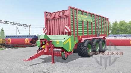 Strautmann Tera-Vitesse CFS 5201 tyre selection для Farming Simulator 2017