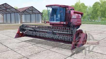 Лида 1300 мягко-розовый окрас для Farming Simulator 2017