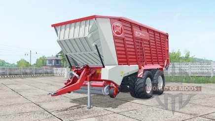 Lely Tigo XR 75 D wheels selection для Farming Simulator 2017