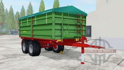 Pronar T683 ɗark lime green для Farming Simulator 2017
