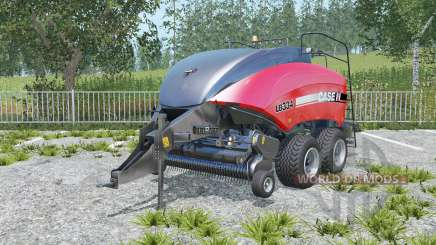 Case IH LB 334 realistic paint для Farming Simulator 2015