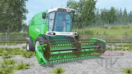 Sampo Rosenlew Comia C6 2012 increased power для Farming Simulator 2015