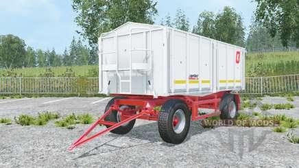 Kroger Agroliner HKD 302 multifruit для Farming Simulator 2015