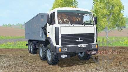МЗКТ-65151 для Farming Simulator 2015