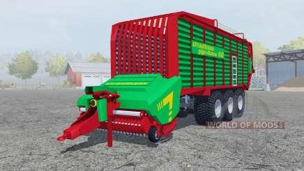 Strautmann Giga-Vitesse tridem chassis для Farming Simulator 2013