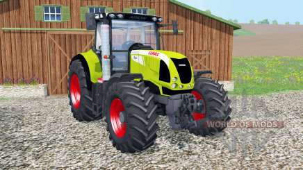 Claas Arion 620 animated doors для Farming Simulator 2015