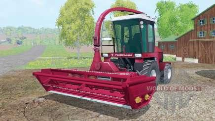 Палессе 2U250А для Farming Simulator 2015