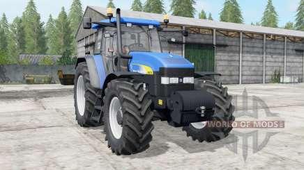 New Holland TM 1xx для Farming Simulator 2017