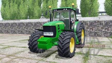 John Deere 6930 Premium islamic green для Farming Simulator 2017