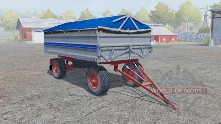 Fortschritt HW 80 cadet grey для Farming Simulator 2013