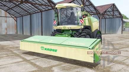 Krone BiG X для Farming Simulator 2017