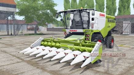 Claas Lexion 700 для Farming Simulator 2017