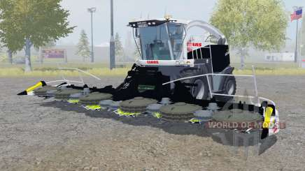Claas Jaguar 980 Black Edition для Farming Simulator 2013