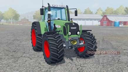 Fendt 718 Vario TMS FL console для Farming Simulator 2013