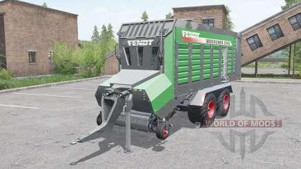 Fendt Varioliner 2440 pigment green для Farming Simulator 2017
