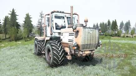 Т-150К бледно-оранжевый окрас для MudRunner