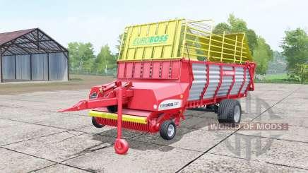 Pottinger EuroBoss 330 T coral red для Farming Simulator 2017