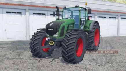 Fendt 933 Vario new tires для Farming Simulator 2013