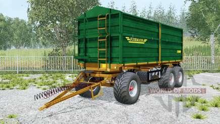 Fuhrmann FF 38000 для Farming Simulator 2015