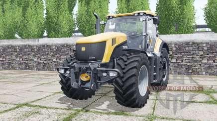 JCB Fastrac 7200 для Farming Simulator 2017