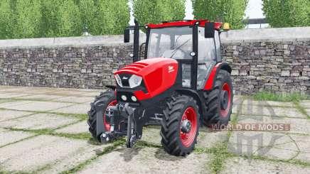 Zetor Major HS 80 2018 для Farming Simulator 2017