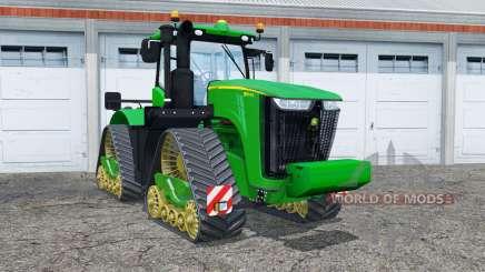 John Deere 9560ɌX для Farming Simulator 2015
