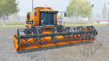 Deutz-Fahr 7545 RTS orange для Farming Simulator 2013