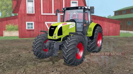 Claas Arion 620 animation doors для Farming Simulator 2015