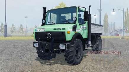 Mercedes-Benz Unimog U1450 (Br.427) для Farming Simulator 2013