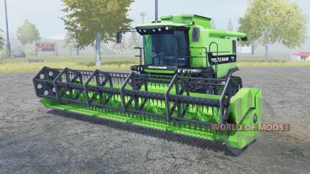 Deutz-Fahr 7545 RTS multi-fruit для Farming Simulator 2013