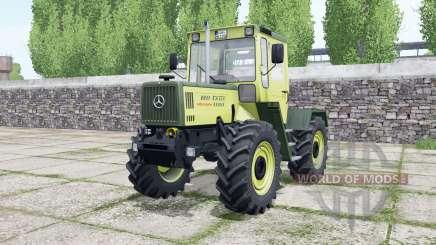 Mercedes-Benz Trac 1100 для Farming Simulator 2017