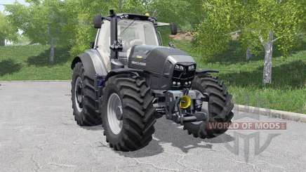 Deutz-Fahr 7 TTV Warrior для Farming Simulator 2017