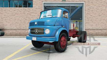 Mercedes-Benz LS 1111 для American Truck Simulator
