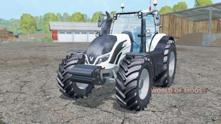 Valtra T214D для Farming Simulator 2015