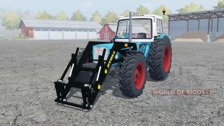 Eicher Wotan II front loader для Farming Simulator 2013