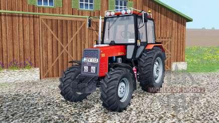 МТЗ-892 Беларус подвижные элементы для Farming Simulator 2015