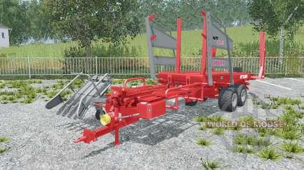 Arcusin AutoStack FS 63-72 no gloss для Farming Simulator 2015