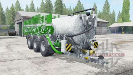 Joskin Volumetra 40000 T для Farming Simulator 2017